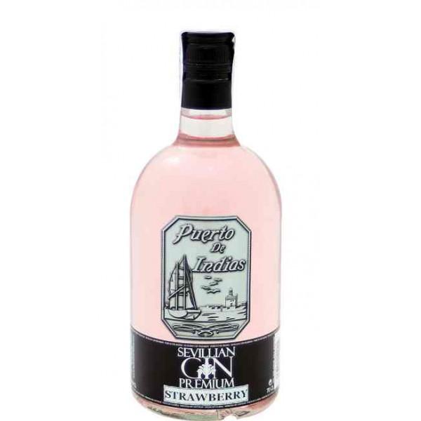 Drinks biancas restaurant - Puerto de indias strawberry gin ...